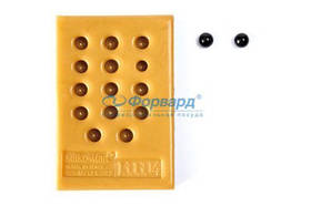 130604 Форма для шоколада полусфера Silikomart d10мм