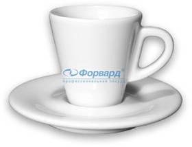 14814 Блюдце Edex Ancap для чашек Favorita espresso,Bari espresso 11,5мм