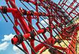 Тяжелая зубовая борона ЛИРА XL ЗПГВ-15 Лозовские машины, фото 8