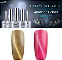 Гель лак кошачий глаз, магнитный 12 мл ( серия 99)