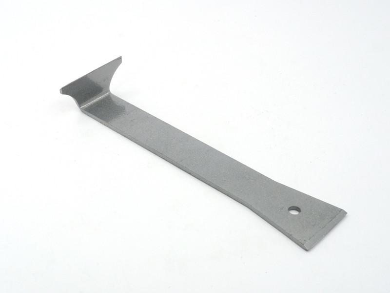 Стамеска для чистки рамок нержавеющая (200мм)  без ручки