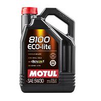 Масло моторное Motul 8100 Eco-lite 5W-30 4л