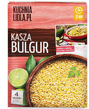 Крупа Kuchnia lidla Kasza Bulgur 400 g