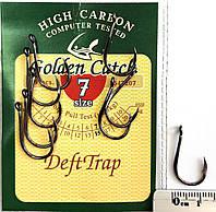 Крючок GC Deft Trap №7 (9шт)
