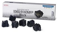 Брикеты твердочернильные xerox ph8560 black (max)