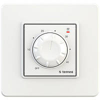 Терморегулятор terneo rtp, белый