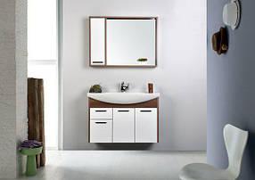 Зеркальный шкаф Gold Ban-Yom Trend 95