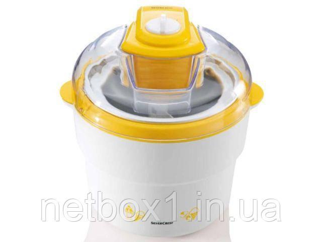 Мороженица silver Crest SECM 12 A1 yellow