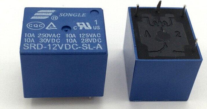 Реле 5V (10A)