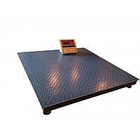 Весы платформенные ВПЕ-Центровес-1515-1 НПВ=1000 кг для склада и производства
