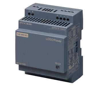 Siemens LOGO!POWER 24 V СТАБИЛИЗИРОВАННЫЙ БЛОК ПИТАНИЯ ВХОД: ~100-240 В ВЫХОД: 24 V/2,5 A DC, 6EP1332-1SH43