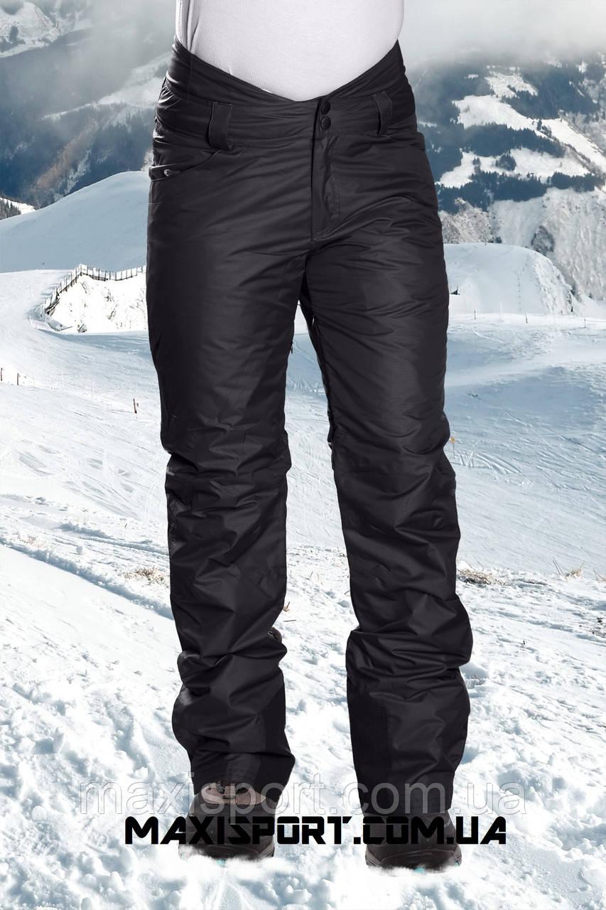 Лыжные брюки женские Freever (7277) черные