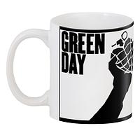 Кружка GeekLand Green Day Грин Дей #06