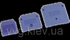 Заглушка для ЗНИ 4-6мм 2(JXB35-50А) синий IEK