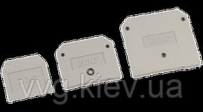 Заглушка для ЗНИ-10мм2 (JXB70A) серый IEK