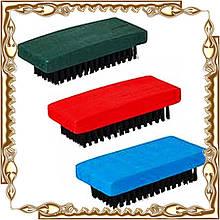 Щетка для обуви деревянная №428