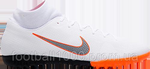 Сороконожки Nike Mercurial SuperflyX 6 Academy TF AH7370-107 - ГООООЛ›  спортивная и футбольная 3a0c8c42f0ccc