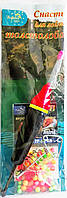 Снасть для ловли толстолоба №1 под светляк Dolphin