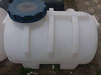 Емкости (резервуары) для воды горизонтальные от 150л.