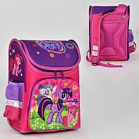 Детский рюкзак Пони для девочки каркасный