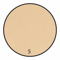 Компактная пудра на рисовой основе Christian DM-470P