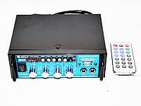 Усилитель ЗвукаСтерео BT-188A Bluetooth - Караоке + Пульт, фото 1