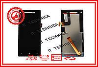 Модуль HTC C620e Accord 8X Черный ОРИГИНАЛ