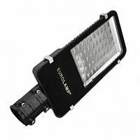 Светодиодный светильник консольный Класик COB Eurolamp 50Вт Холодный белый 6000К