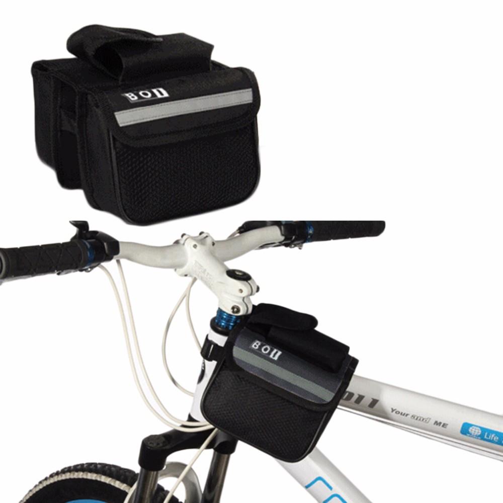 Прочная нарамная сумка для велосипеда с 5 отсеками, велосумка