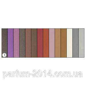 ES-514 Набор теней для век (14 цветов)