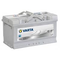 Аккумулятор автомобильный -\+ 85ач VARTA 6СТ-85 SILVER Dynamic (F18)
