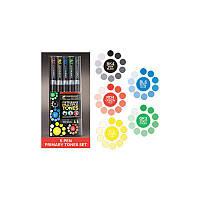 Набор 5 маркеров Chameleon Color Tones (Основные тона) СТ0502