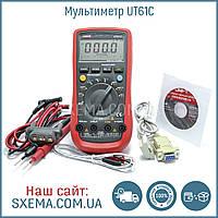 Цифровой мультиметр UNI-T UT-61C