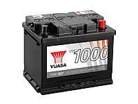 Аккумулятор автомобильный -\+ 55ач Yuasa 12V 55Ah Battery YBX1027 (0)