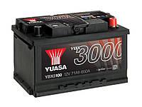 Аккумулятор автомобильный -\+ 71ач Yuasa 12V 71Ah SMF Battery YBX3100 (0)