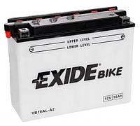 Аккумулятор мото -\+ 16ач Exide EB16AL-A2