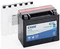 Аккумулятор мото +\- 18ач Exide ETX20H-BS