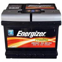 Аккумулятор автомобильный -\+ 44ач Energizer 6СТ-44 Premium EM77L3