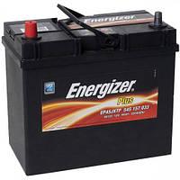 Аккумулятор автомобильный +\- 45ач Energizer 6СТ-45 Plus EP45JXTP