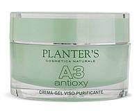 Крем-гель planter's для жирной и комбинированной кожи с антиоксидантным комплексом
