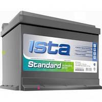 Аккумулятор автомобильный +\- 90ач Ista 6СТ-90 AзE Standard