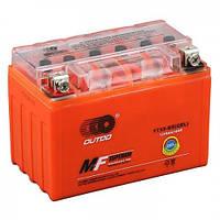 Аккумулятор мото +\- 9ач Outdo 6CT YTX9-BS/(HCOD-8-0)