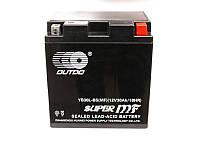 Аккумулятор мото -\+ 30ач Outdo 6CT YB30L-BS MF (FA)/(HCOMF30-1)