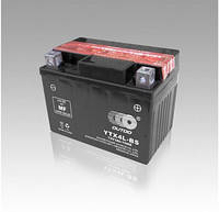 Аккумулятор мото -\+ 4ач Outdo 6CT YTX4L-BS MF (FA)/(HCOMF4-1)
