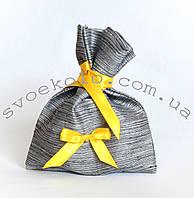 Мешочек для упаковки с лентой