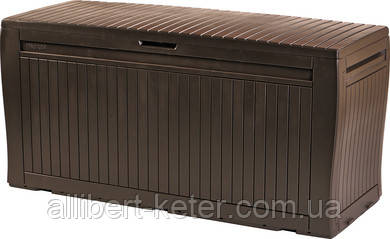 Садова скриня COMFY 270 L коричнева (Keter)