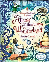 Alice in Wonderland, by Lewis Carroll, Usborne