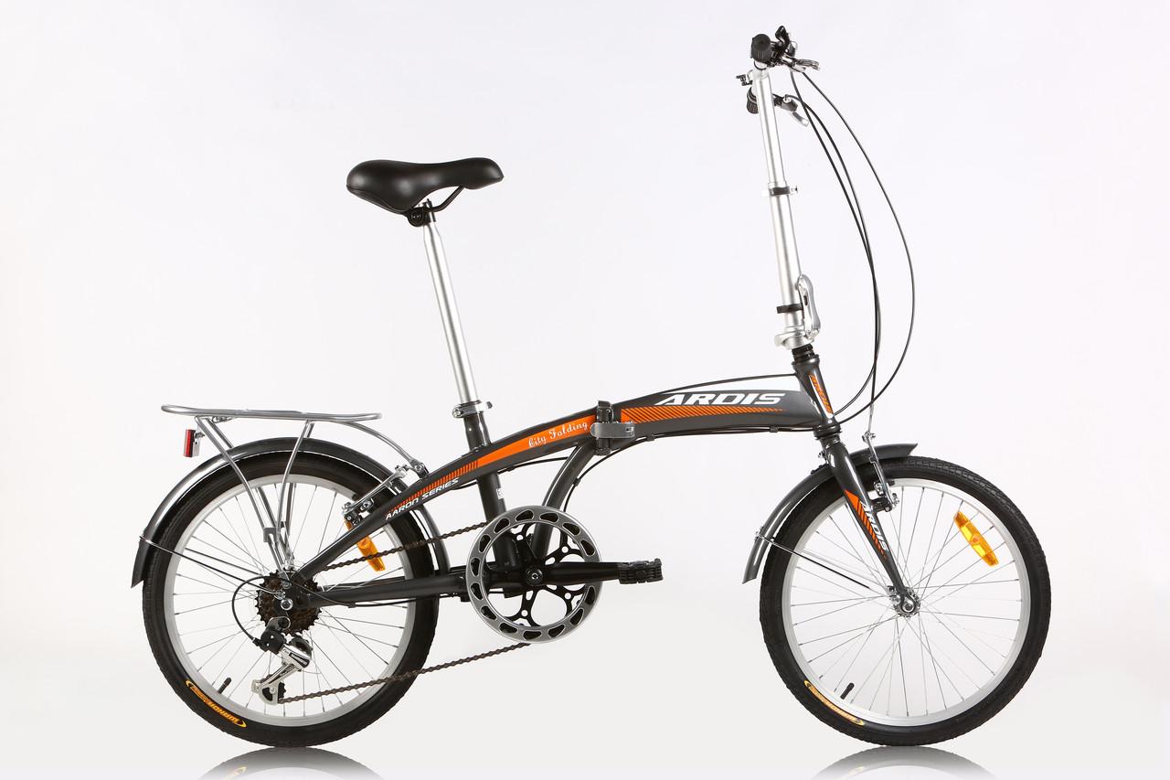 Велосипед CROSSRIDE20 CITY FOLDING