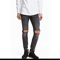 Новые мужские джинсы H&M оригинал 100%. Привезены из Англии, фото 1