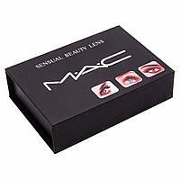 Линзы цветные косметические Mac Honey